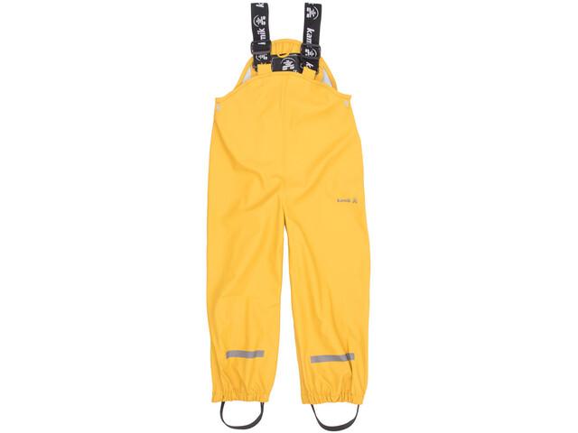 Kamik Muddy Pantalon de boue Enfant, citrus